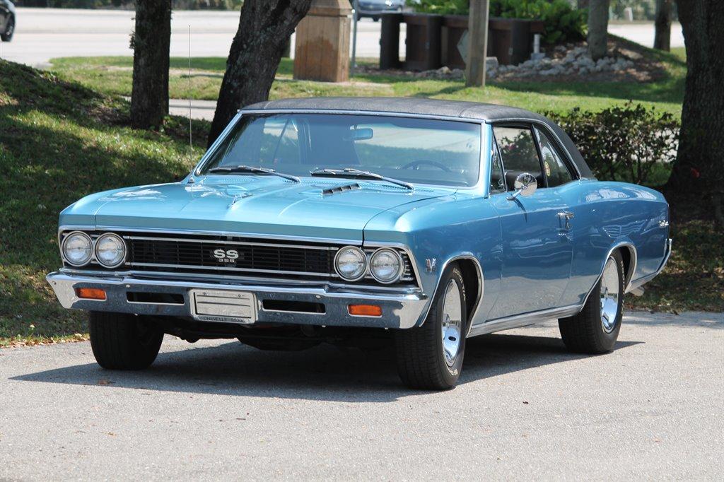 1966 Chevrolet Chevelle - C9152   Premier Motorcars   Used Cars For ...